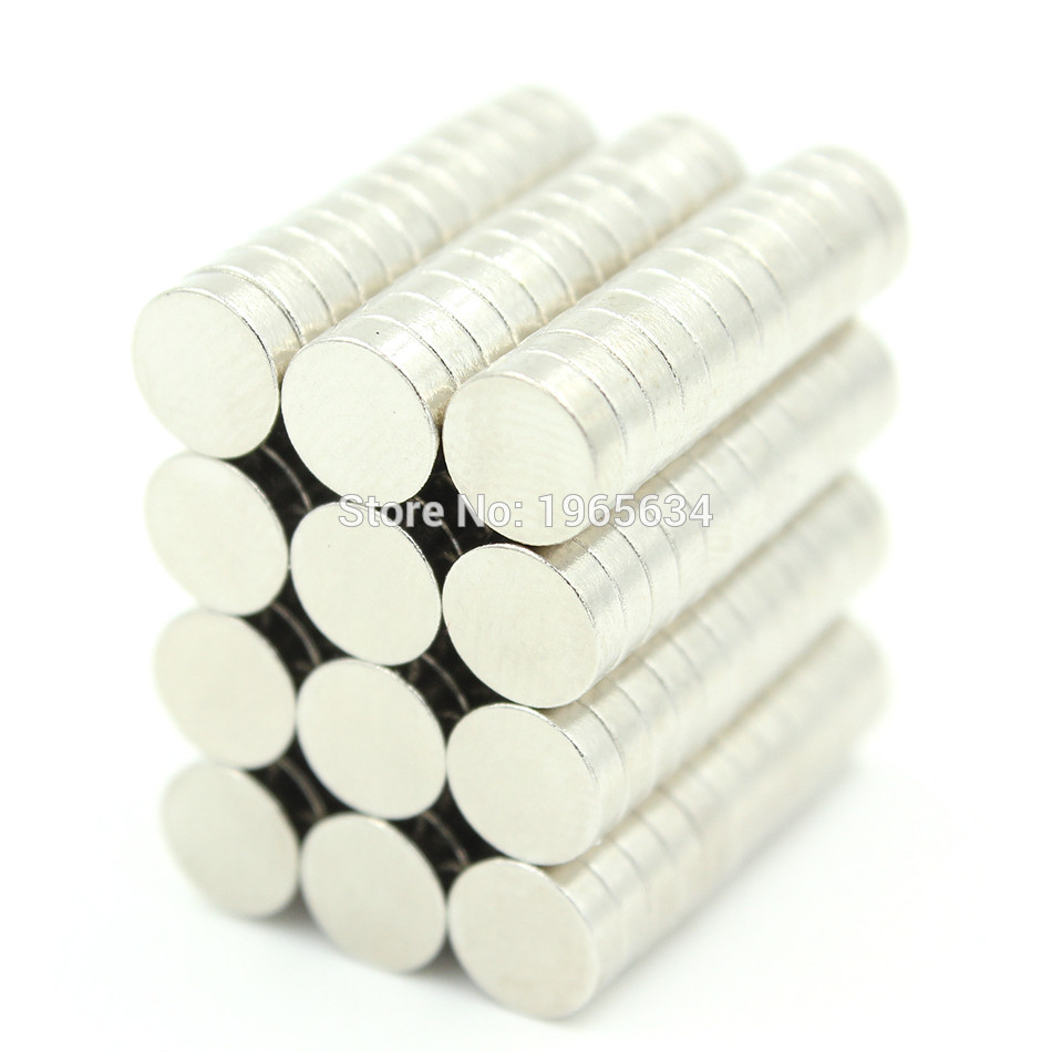 10000pcs Neodymium N35 Dia 3mm X 1 5mm Strong Magnets Tiny Disc NdFeB Rare Earth For