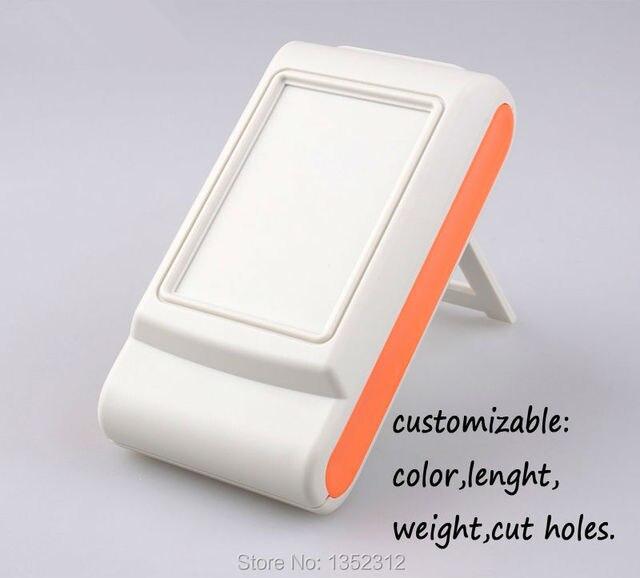 Free shipping 141*76*36mm 2 pcs/lot handheld plastic case electronic ...