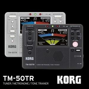 Image 1 - Korg TM50TR TM 50TR accordeur dinstruments universel/entraîneur métronome/entraîneur de tonalité métronome périodique avec écran LCD couleur pour Vionlin, saxo