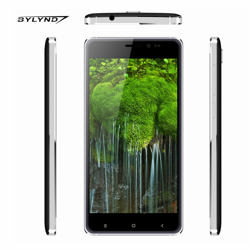 Original BYLYND M7 cell Android 5 1 China SmartPhones 1G RAM 8G ROM 8MP quad core