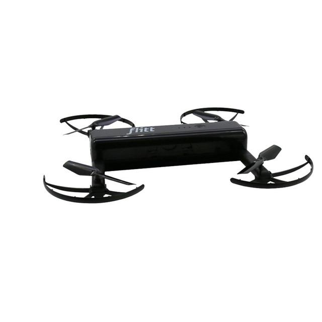 Eachine Flitt 720P WIFI FPV Optical Flow Positioning Foldable Pocket Portable RC Drone Quadcopter 2