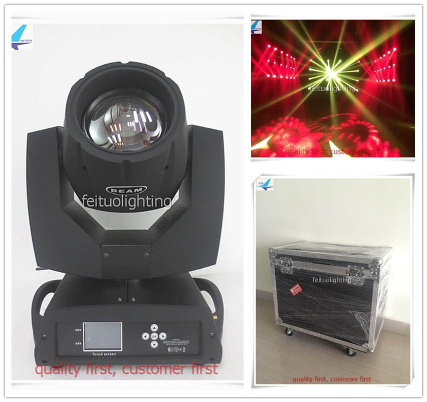 4pcs/lot Flycase Spot Beam Lyre Sharpy 5r 200w Moving Head Light Stage 5r Lumiere Gobo 8 Prism Party Show Wedding Disco Lighting 4 pcs lot 200w moving heads beam 5r sharpy beam moving head dmx stage light disco bar dj lighting