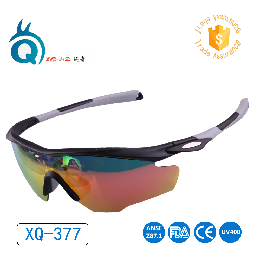74a63b61b 2019 New style Cycling Riding Sport sunglasses Outdoor men Eyewear grey  green orange yellow PC frame Anti-UV400 ladies goggles