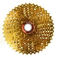 11 Speed 11 42T MTB Gold Freewheel Cassette Mountain Bike Bicycle Parts Compatible for XT M8000 SLX M7000 XTR M9000 k7 NX GX