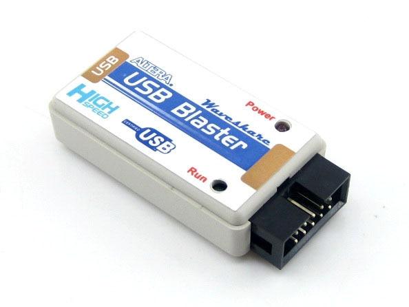 USB Blaster Download Cable Designed for ALTERA FPGA CPLD Programmer Debugger Freeshipping