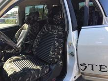 TO YOUR TASTE auto accessories custom luxury canvas CAR SEAT cushions for HONDA Jazz FIT crosstour EVERUS CRIDER VEZEL durable
