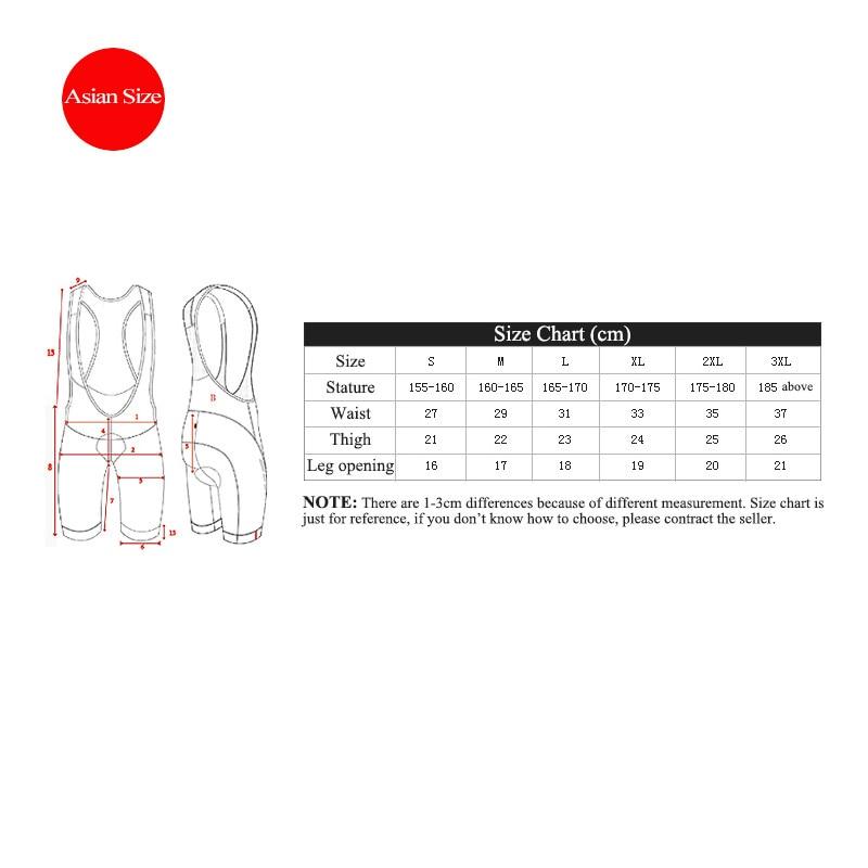 Мужские велосипедные шорты Santic 4D Coolmax, противоударные шорты с мягкой губкой, быстросохнущие шорты для горного велосипеда, Culotte Ciclismo Hombre - 6