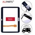 Оригинал ИСПЫТАНИЯ 10.1 дюймов Toucscreen Для SAMSUNG Galaxy Tab 4 10.1T535 T530 T531 Сенсорного Экрана Digitizer Запчасти Бесплатный Клей