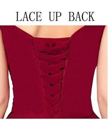 2019 mode Corset Quinceanera robes hors épaule rouge Satin robes de soirée formelle chérie paillettes dentelle Applique robe de bal - 4