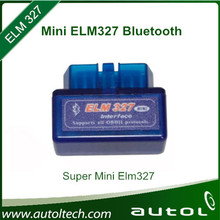 Professional Diagnostic Tool Super Mini ELM327 Bluetooth V 1.5 Car Diagnostic Interface Scanner Works On OBD II