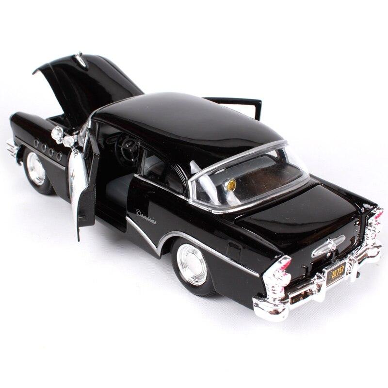maisto 126 1955 buick century outlaws policia 04