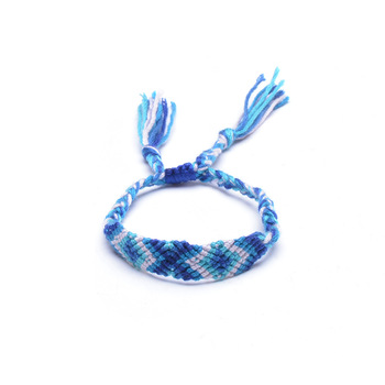 Bracelet Brésilien Bleu