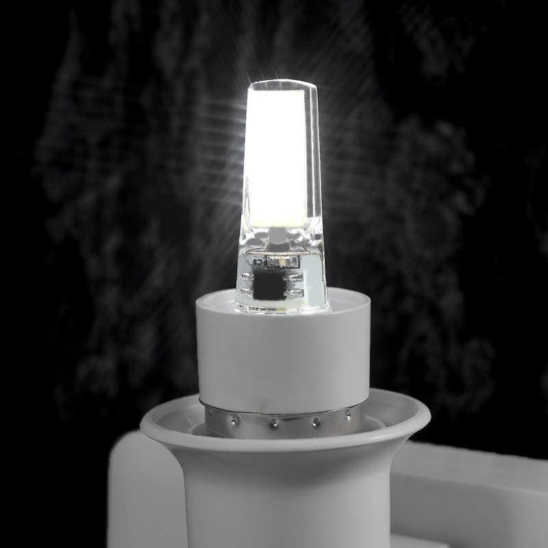 LED G4 Lampu Bohlam AC220V AC/DC12V 3 W 5 W Tongkol SMD LED Lampu Mengganti Lampu Sorot Halogen lampu Gantung