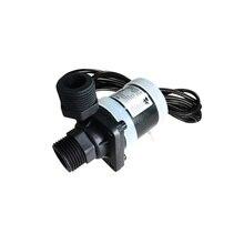 Бесщеточный мотор для водяного насоса, циркуляционный погружной водяной насос с питанием от солнечной батареи, 12 В, 24 В, 350 900л/ч, макс. 7 м