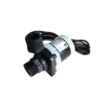 JT 750B 12V 24V Solar Brushless Motor Water Pump Lift 350 900L/H Max 7m Circulation Submersible Water Pump
