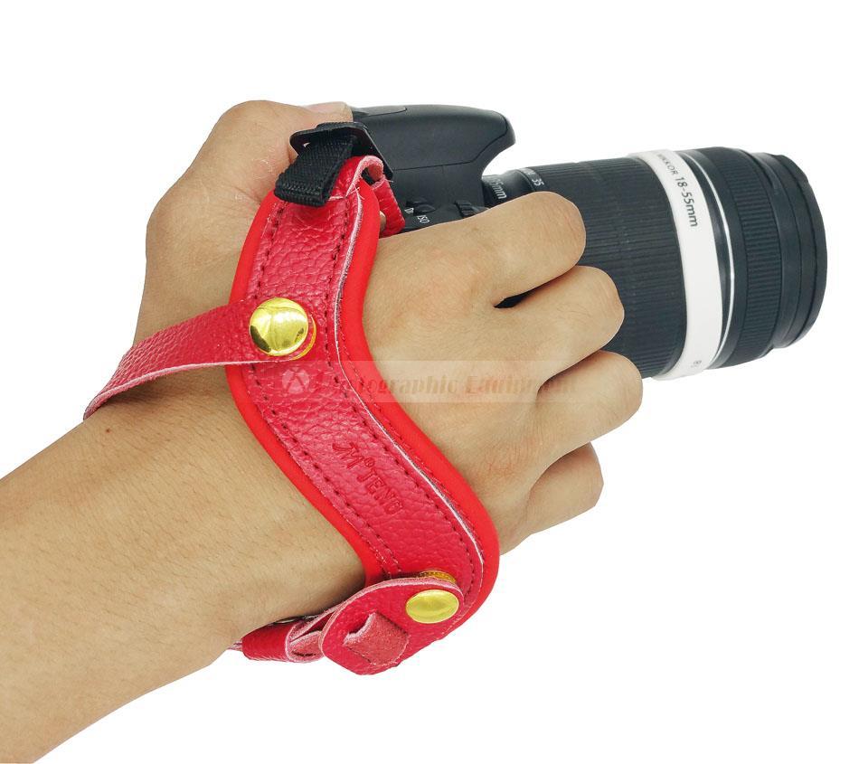 New Dslr Kamera Tangan Wrist Strap Kulit Buatan Untuk Canon Wirst Hand Handstrap Tali Cocok Utk Mirrorless Coffee Aeproductgetsubject