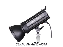Nicefoto TS-400B,400W Led screen touch strobe flash studio light.Pro Photography Studio Strobe Photo Flash Light GN65 for Studio
