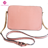 Pink Sugao luxury handbags women bags designer leather purse and handbag multi color crossbody bags for women brand beach bag