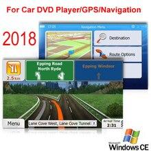 8 ГБ Micro SD карта автомобиля gps навигация 2018 Карта Программное обеспечение для Европы, Италии, Франции, Великобритании, Нидерландов, Испании, Турции, Германии, Австрии и т. д.