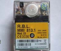 R.B.L MMI813.1 MOD.23 Control Box for Riello RS/GAS Series Gas Burner Controller New Original