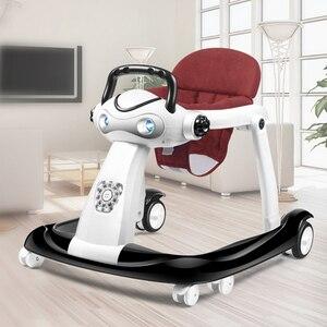 New Multi-function baby walker