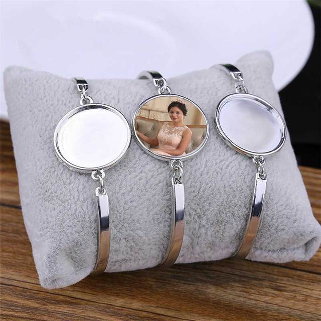 sublimation bracelets for women fashion heat transfer blank bracelet jewelry blank consumables supplies New arrvial 15pieces/lot