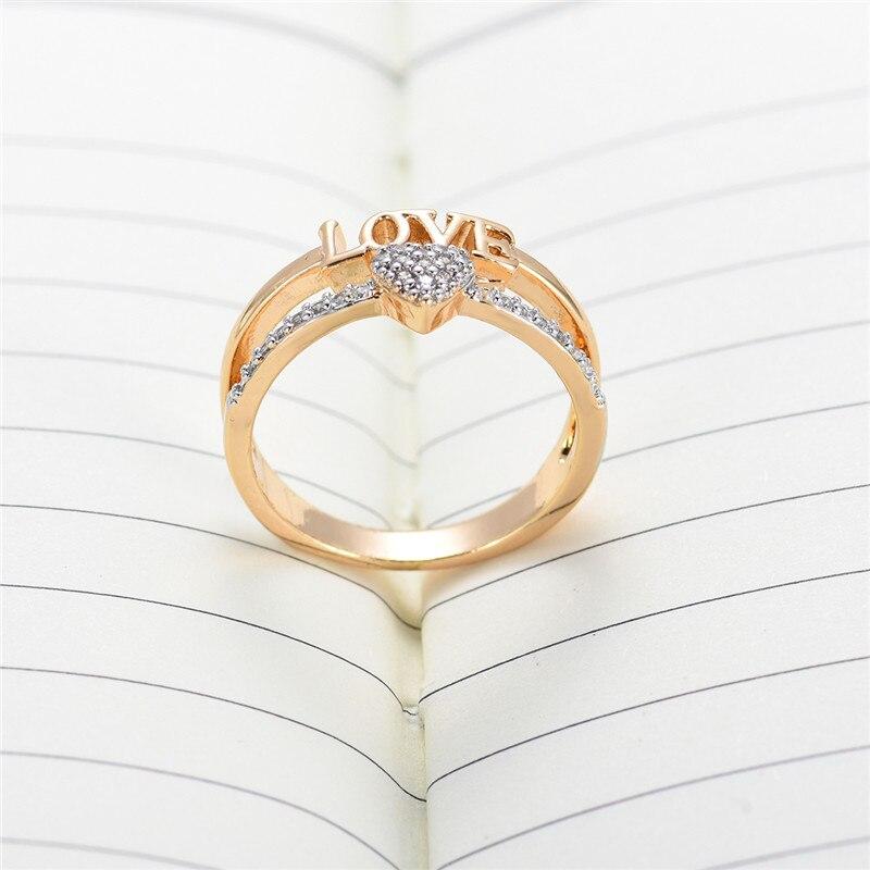 Verlobungsringe 925 Sterling Silber Ringe Für Frauen Vintage Style Silber Schmuck Mode Engagement Hochzeit Ringe 2017 Neue ri102802 Schmuck & Zubehör
