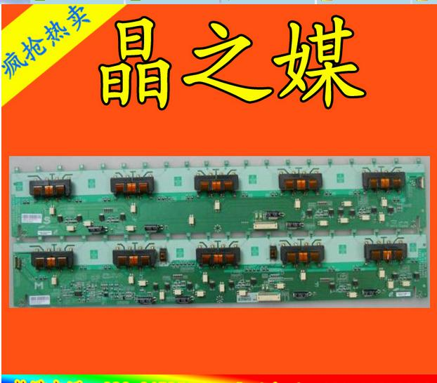 Original High Voltage Board Ssi520a-20a01 Inv52s20a S M  T-CON Connect Board