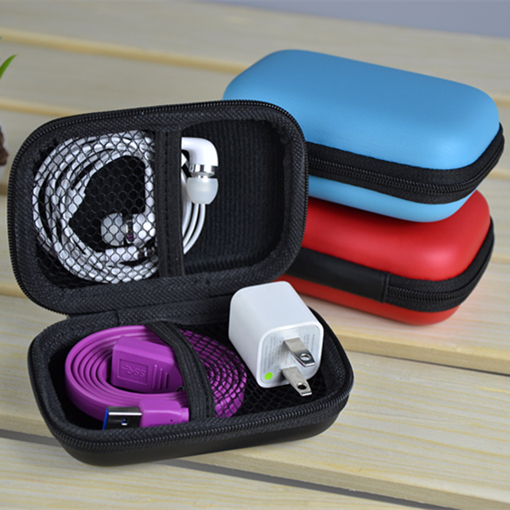 Pouch Headset Bluetooth headset package box Samsung headset headset headphone cable package