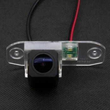 Kamera cofania Full HD 1280*720 widok z kamery cofania samochodu dla Volvo S40 S60 S80 XC60 XC60 V60 kamera cofania samochodu
