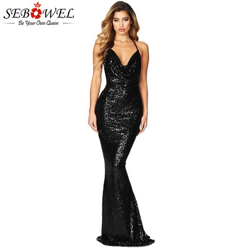 e65ca9673ca7 Blu Aderente Da Club Nero Glitter Dress rosso Il Delle Abito Sirena Vestito  Sera Navy Sexy ...