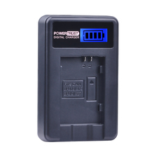 PowerTrust 1 шт BP-828 BP 828 BP828 BP-808 ЖК-дисплей USB Батарея Зарядное устройство для Canon VIXIA GX10 HFS30 HF20 HG20 G30 G40 XA20 XA25 HFM300