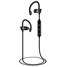 NOVA KL4 Fones De Ouvido Fones de Ouvido Estéreo Sem Fio Bluetooth Esporte Correndo Sweatproof fone de Ouvido Super Bass Fones de Ouvido Com Microfone para telefone