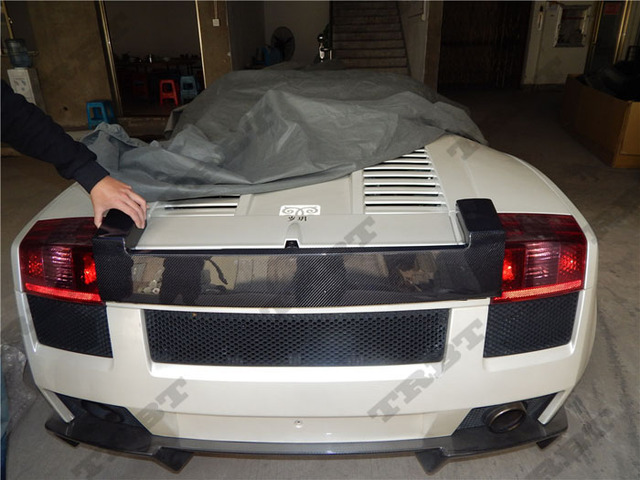 Fit For Gallardo Lp550 Tail Lamp Cover Old Upgrade New Carbon Fiber