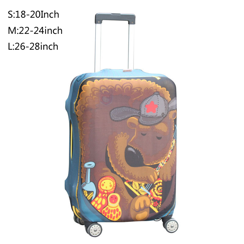 6ef5a8ce1 Etiqueta: Caja de accesorios funda de maletero funda de maleta de viaje  cubierta de Trolley funda de equipaje maleta conjuntos de carrito
