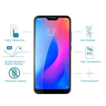 2pcs Protective Glass For Xiaomi Mi A2 Lite Screen Protector Tempered Glas Xiomi Xiaom Mia2 A2lite Mia2lite A 2 Light Cover Film 1