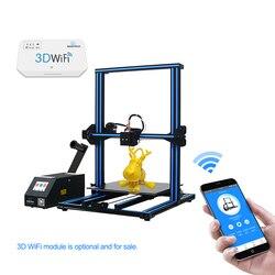 "GEEETECH A30 drukarka 3D open source wysoka precyzja duży obszar wydruku 80 110mm/s 3.2 ""kolorowy ekran dotykowy drukarka 3D Diy Kit w Drukarki 3D od Komputer i biuro na"