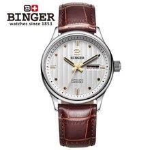 Design Lastest Men Military Japan Movement Watch Analog Luminous Display Sport Watches Luxury Brand Binger Waterproof Wristwatch