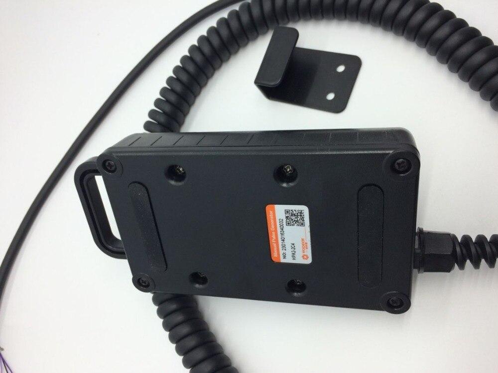 Codeur électronique d'impulsion de roue de main de routeur de CNC de volant 5 V 100PPR pour l'usine de roue de main de machine de CNC en gros - 5