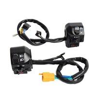 Universal 7/8 Bike Motorcycle Handle Bar Switch Gear Control 22mm