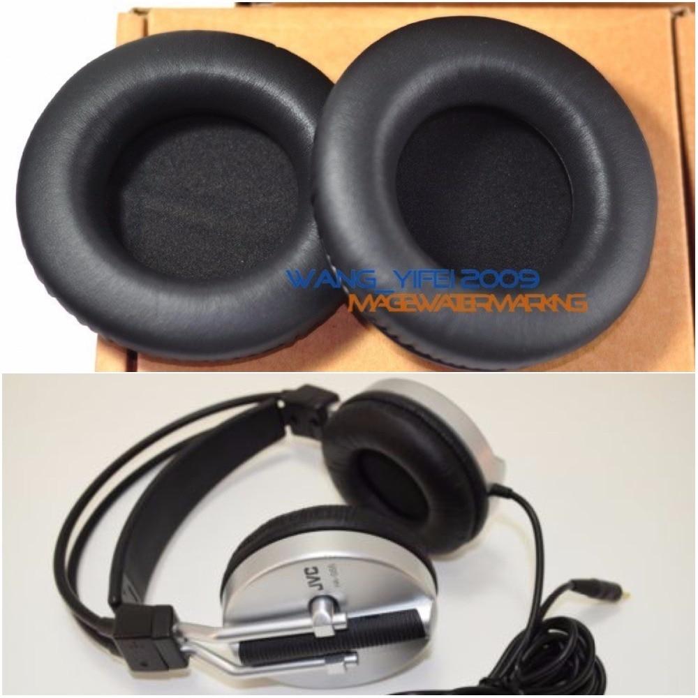 En Cuir Souple Coussin Ear Pad Pour Jvc Ha G55 Hag55 Ha G55 G33
