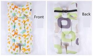 Подушка для сидения Deers с мультяшным рисунком для детей, дешевая детская коляска, подушка для детских колясок, аксессуары для детских колясок, детский коврик для коляски