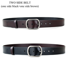 High Quality Luxury Two Sides Belt For Men