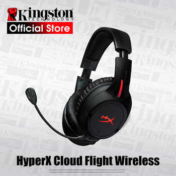 Kingston HyperX Cloud Flight Wireless gaming headset Multifunction Headphones For PC PS4 Xbox Mobile - DISCOUNT ITEM  37 OFF Consumer Electronics