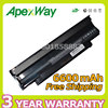 Apexway 6600mAh laptop battery for Dell Inspiron 13R 14R 15R M501 M5010 N3010 N4010 N5010 N7010 Series 04YRJH 06P6PN 07XFJJ