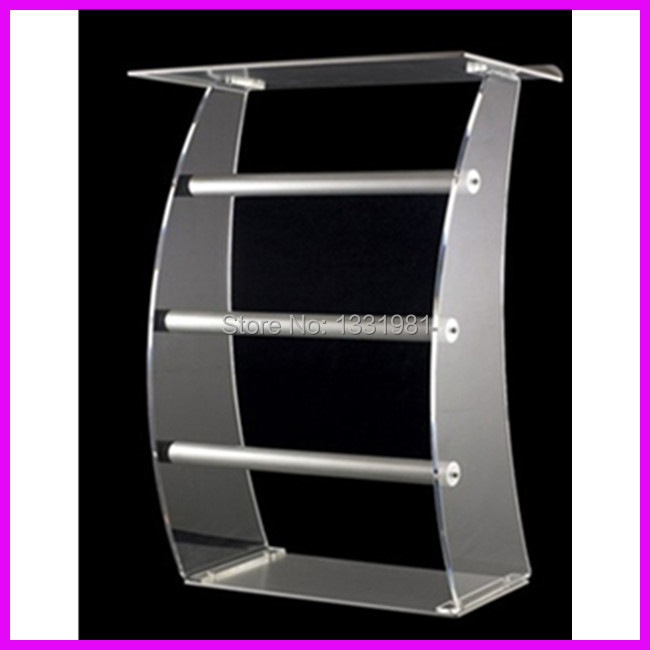 Hot SellingCustom Clear Acrylic Desktop Lectern