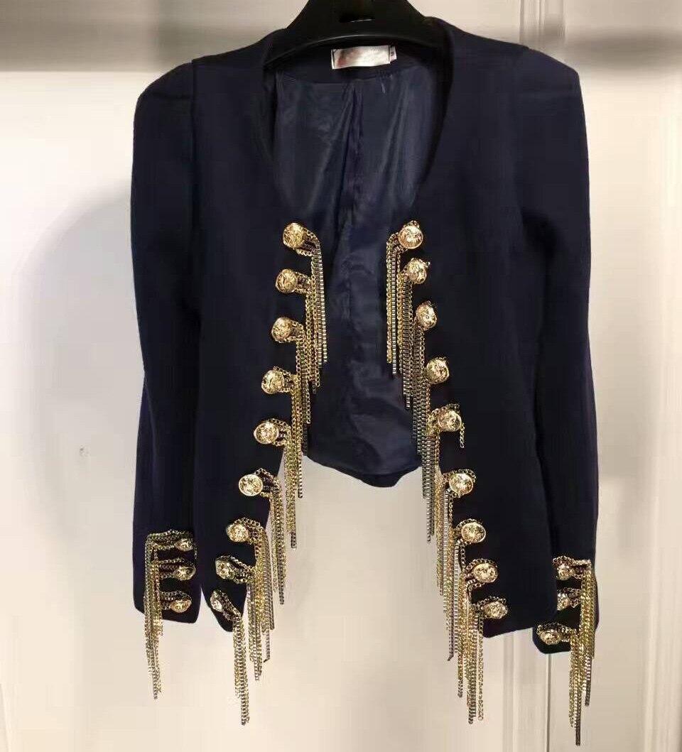 e9ae21d06f5d Femmes de base manteaux, incroyable casaco feminino manteau d hiver jaqueta  feminina d hiver abrigos mujer unique chaînes veste hiver manteau