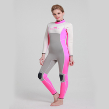 High Quality Stretch Cotton Men Women Underwater Diving Suit Diving Safe Long-sleeved Diving SuitComfortable Wearing Material