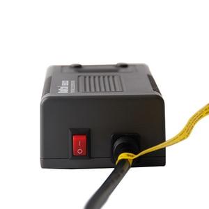 Image 5 - BAKON 75W 950D electric soldering iron portable digital display constant temperature soldering station anti static T13 tip US EU