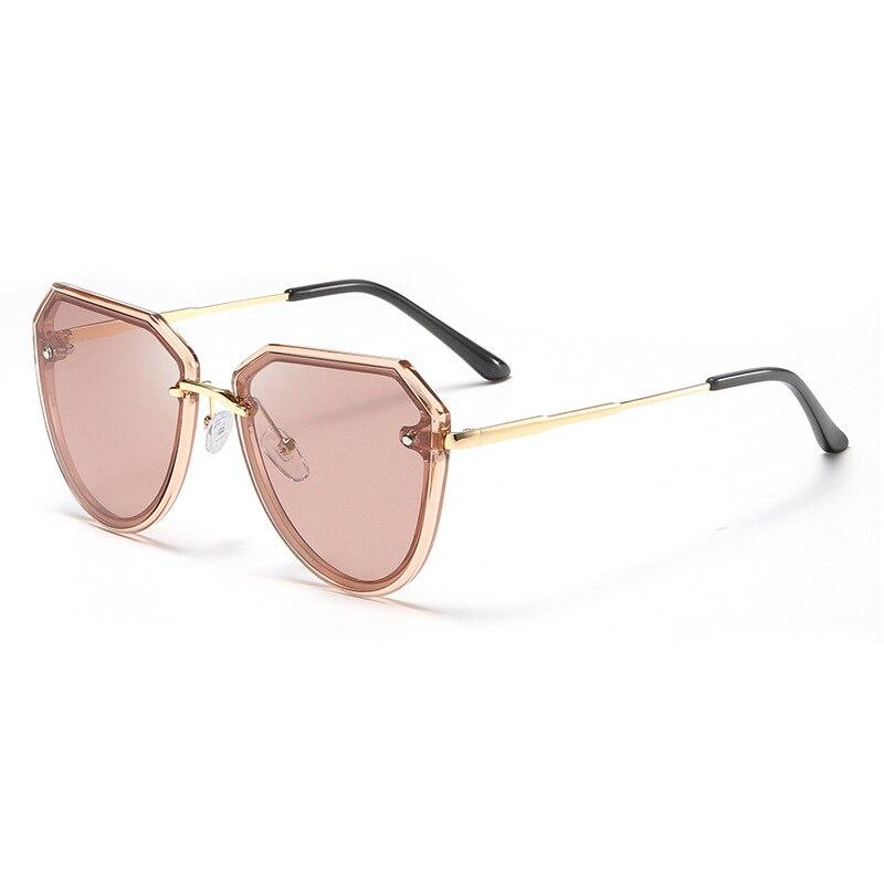 XIWANG High Quality New Style Polarized Sunglasses Fashion Womens Brand Designer 2019 Anti-ultraviolet